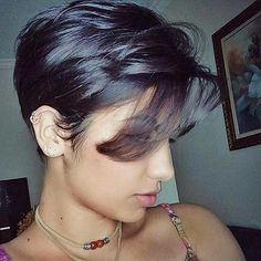 16-Short Hairstyle