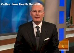 If you love your cup of Joe in the morning learn about the New Health Benefits.  http://stg.do/3eec