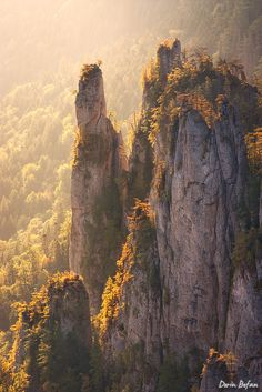 """Romania Travel Inspiration - 'Ceahlau Mountains, Romania / There are many legends about the Ceahlău Massif and speculations regarding its possible reverence for the ancient Dacians; as a consequence it is often called """"The Romanian Olympus. Places To Travel, Places To See, Places Around The World, Around The Worlds, Wonderful Places, Beautiful Places, Visit Romania, Romania Travel, Eastern Europe"""