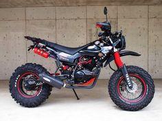 The Yamaha TW200 Thread... - Page 319 - ADVrider Yamaha Tw200, Cool Motorcycles, Dirt Bikes, Off Road Bikes, Bike Life, Cool Bikes, Dual Sport, Motocross, Atvs