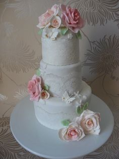 Vintage+Wedding+Cakes | Vintage Wedding Cake | Flickr - Photo Sharing!