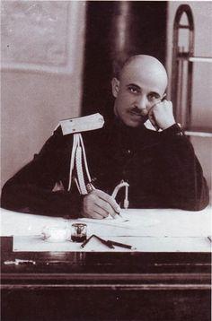 Генерал Поляков И.А., начштаба Донской армии при Краснове П.Н.