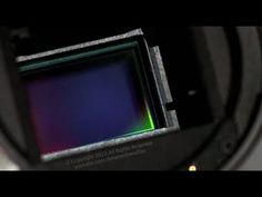 Super Slow-mo Video showing how a DSLR Camera Works