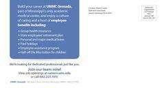 UMMC Grenada - Nurse Recruiting Postcard (June 2016) Page 2