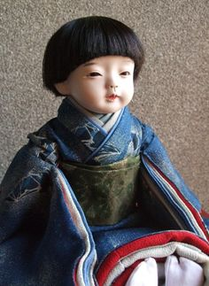 Ichimatsu doll by meikodoll
