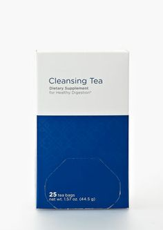 Cleansing Tea by Modere is a pleasant tasting, yet powerful herbal formula that can help remove buildup from your intestinal tract.*