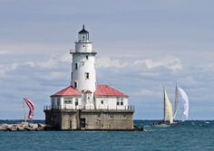 Lighthouses of the US: Illinois