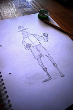 Sketch Boxer by CroSito on DeviantArt Boxer, Sketch, Deviantart, Sketch Drawing, Boxers, Boxer Dogs, Sketching, Sketches, Boxer Pants