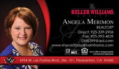 1000 images about Keller Williams Business Cards on