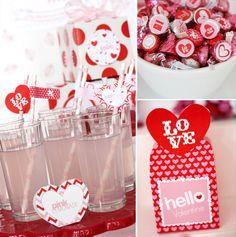 { chá de cozinha } Dia dos Namorados | http://marionstclaire.com/cha-de-cozinha-dia-dos-namorados bridal shower,chá de cozinha,chá de panela,flowers,flowered,romantic,vintage,high tea,valentines shower,chá de cozinha vermelho,chá de cozinha coração