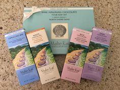 ハワイで人気のチョコレートやコーヒー豆、お酒など紹介します。