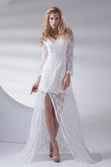 Retro A-Line Lace Off-The-Shoulder Wedding Dresses. Get unbeatable discounts up to 70% Off at Abbydress using Discount & Voucher Codes.