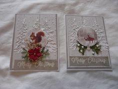 Carta Bella iimage Tim Holtz Tree die Tim Holtz, Homemade Cards, Christmas Cards, Merry, Art, Xmas Cards, Craft Art, Diy Cards, Kunst