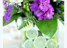 Citrus Centerpieces | 10 Spring Decorating Ideas
