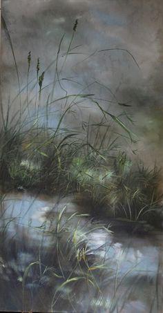 PEINTURE – Claire BASLER Watercolor Landscape, Abstract Watercolor, Landscape Art, Watercolor Flowers, Watercolor Paintings, Abstract Art, Floral Paintings, Boat Painting, Renaissance Art