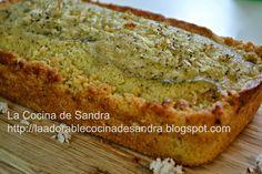 La Cocina de Sandra: BIZCOCHO DE COCO
