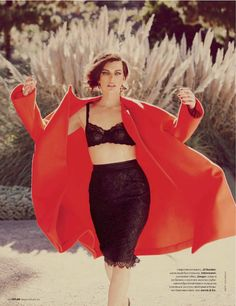 Milla Jovovich | Guy Aroch | Tatler Russia September 2012 - 3 Sensual Fashion Editorials | Art Exhibits - Anne of Carversville Women's News