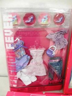 Barbie Fashion Fever Clothing Set