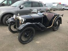 Vintage Racing, Vintage Cars, Antique Cars, Austin Seven, Classic Cars British, Motorcycle Bike, Old Cars, Cars Motorcycles, Men Fashion