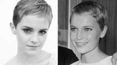 VintElegance: Mia Farrow Hair Style Never Goes Out Of Style!
