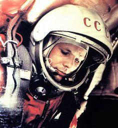 """""""I see no God up here"""", Yuri Gagarin"""
