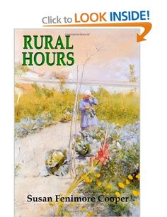 Rural Hours: Amazon.co.uk: Susan Fenimore Cooper: Books