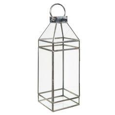 Lanterna in metallo H 46 cm JAKOBSEN