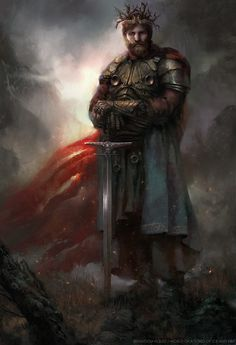 Harwyn Hoare, better known as Harwyn Hardhand, was a King of the Isles who conquered the Riverlands, taking them from Arrec the Storm King. He was the grandfather of Harren the Black.