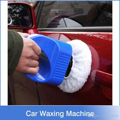 Xucus BLUE Portable hand Polisher tool for auto Car Wax Polishing Machine DC Car Care Tools Wax Machine, Car Supplies, Car Washer, Car Polish, Electric Car, Car Painting, Car Detailing, Car Car