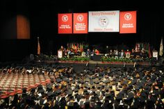 Barry University Spring 2014 Commencement