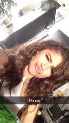 Zendaya via Covergirls snapchat 3/26/16
