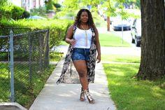 Resultado de imagem para roupas garotas plus size verão adventurous