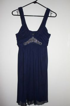 City Triangles Homecoming Dress with Sequin Detail - $29
