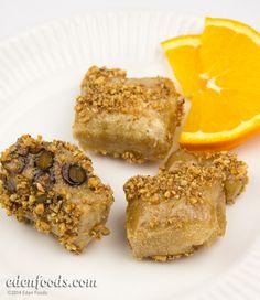 Maple Almond Mochi Puffs