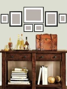 gallery wall ideas with 16x20 - Google Search