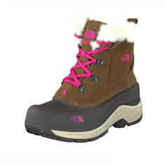 The North Face, Boots, Winter, Fashion, Shearling Boots, Fashion Styles, Shoe Boot, Fashion Illustrations, Trendy Fashion