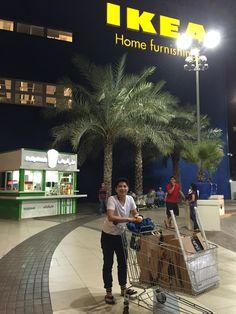 Ikea night
