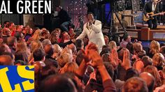 "VIDEO: ♫ ""Tired of Being Alone / Let's Stay Together"" by Al Green ♫ on ""Late Show with David Letterman"""