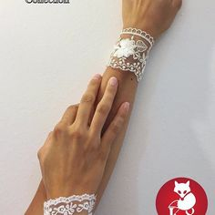 #angel #fairy #bracelets from #water #frequency #collection 😇💫 #jewellery #jewelry #fabric #fabrics #textile #textiles #textileart #handmade #handmadejewelry #handmadejewellery #handcrafted #handcraft #fashion #accessories #lace #lacebracelet #summer #bedifferent #jewelryforsale #boutiquejewelry #womensfashion #abstractjewelry #hands #peculiark8_atelier 💋🌙