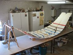 Gorewood Solo Canoe - a present-day interpretation of the birchbark canoe Plywood Boat Plans, Canoe Plans, Birch Bark, Present Day, How To Plan, Wooden Boats, Canoe, Boats