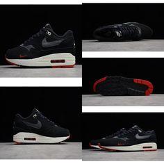 875844 202 Nike Air Max 1 Premium Dark Braun 2019 Herren