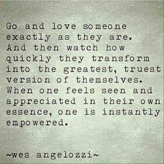 Empower and love