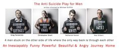 After finding themselves stuck on the way to the after life, four Australian men discover that their individual suicide attempts have miraculously failed. But if this isn't the end then why are they stuck?The Gods never reply. And as time slows and as hindsight drags in an inescapable tide of regret, these men come to wonder if in order to escape this frustrating nothingness and return home, does life expect them to do something first. If so, what?
