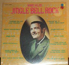 Bobby Helms Jingle Bell Rock Sealed Vinyl Christmas Record Album by RASVINYL on…