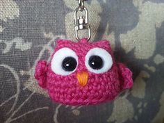 """Little Owl  - Free Amigurumi Pattern - PDF Format English or Finnish - Clickt to """"download"""" here: http://www.ravelry.com/patterns/library/little-owl-6"""