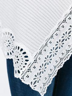ショッピング Stella McCartney ブロデリーアングレースパネル セーター in Smets from the world's best independent boutiques at farfetch.com. 世界のセレクトショップ400店を1つのサイトで.