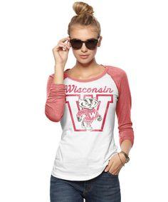 Wisconsin Badgers Women's Jersey