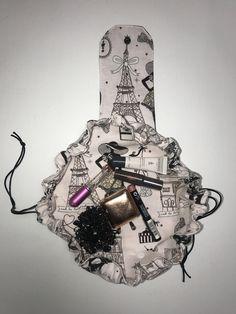 Bourse à Maquillage Fiona - Tutoriel Couture et DIY - Viny DIY, le blog de tutoriels et patrons couture et DIY.