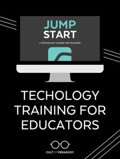 When you use technology, you want it to support real learning. You don't need the coolest, newest tool, you want the one that really works for your students. JumpStart guides you through a series of hands-on projects that you'll be able to transfer to your own classroom. A Cult of Pedagogy course. Technology Tools, Educational Technology, Cult Of Pedagogy, Tool Board, Students, Teacher, Classroom, Hands, Thoughts