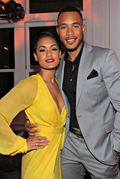 AM BUZZ: 'Empire's' New Couple?; Chris Brown Upgrades His Baby's Mother & More